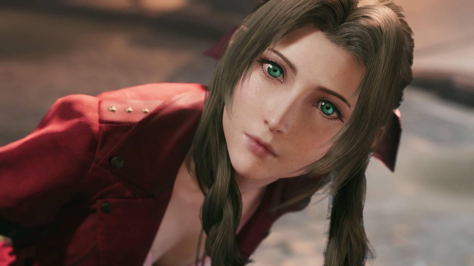 Final Fantasy VII 7 remake