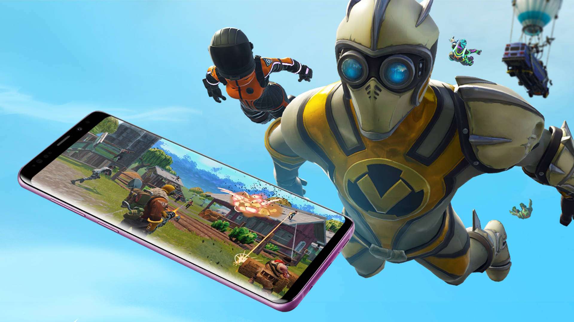 Fortnite Mobile 9.0