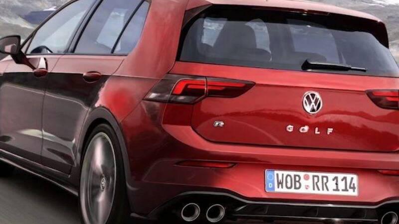 nuova volkswagen golf 8 presentazione ad ottobre ma senza. Black Bedroom Furniture Sets. Home Design Ideas