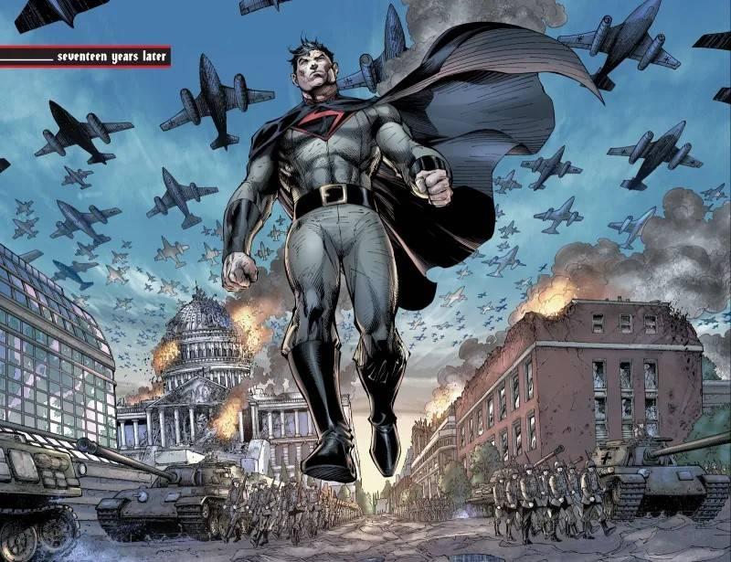 Superman Overman