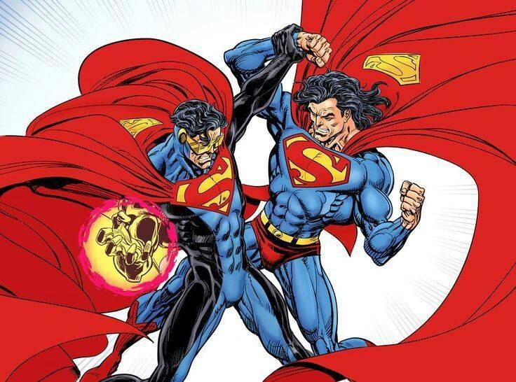 Superman Eradicatore