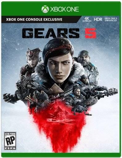 Gears 5 cover rumor leak