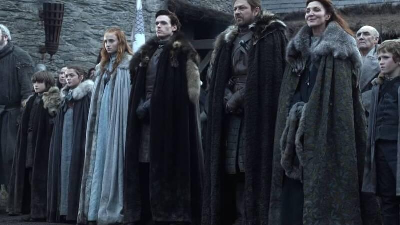 Il trono di spade. Tutti i collegamenti dalla prima all'ultima stagione – Parte prima