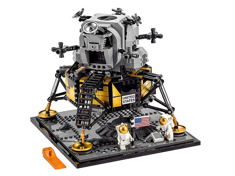 Lego Lunar Landig