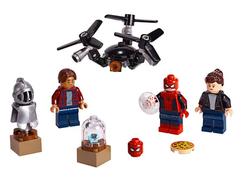 Lego minifigure pack
