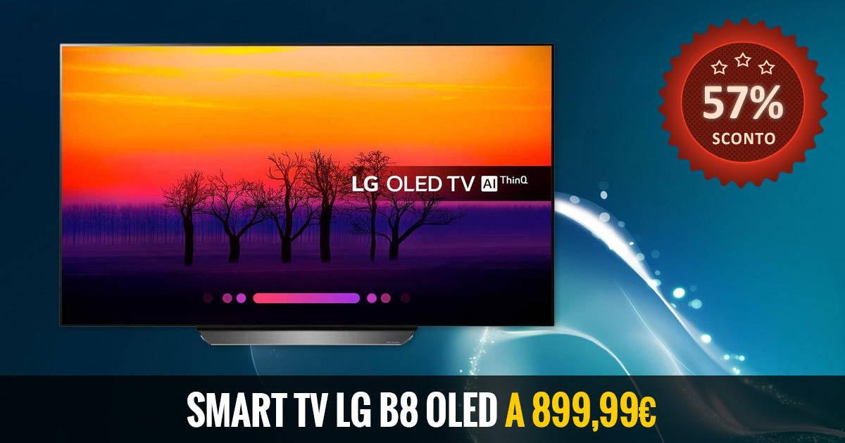 LG B8 OLED deal