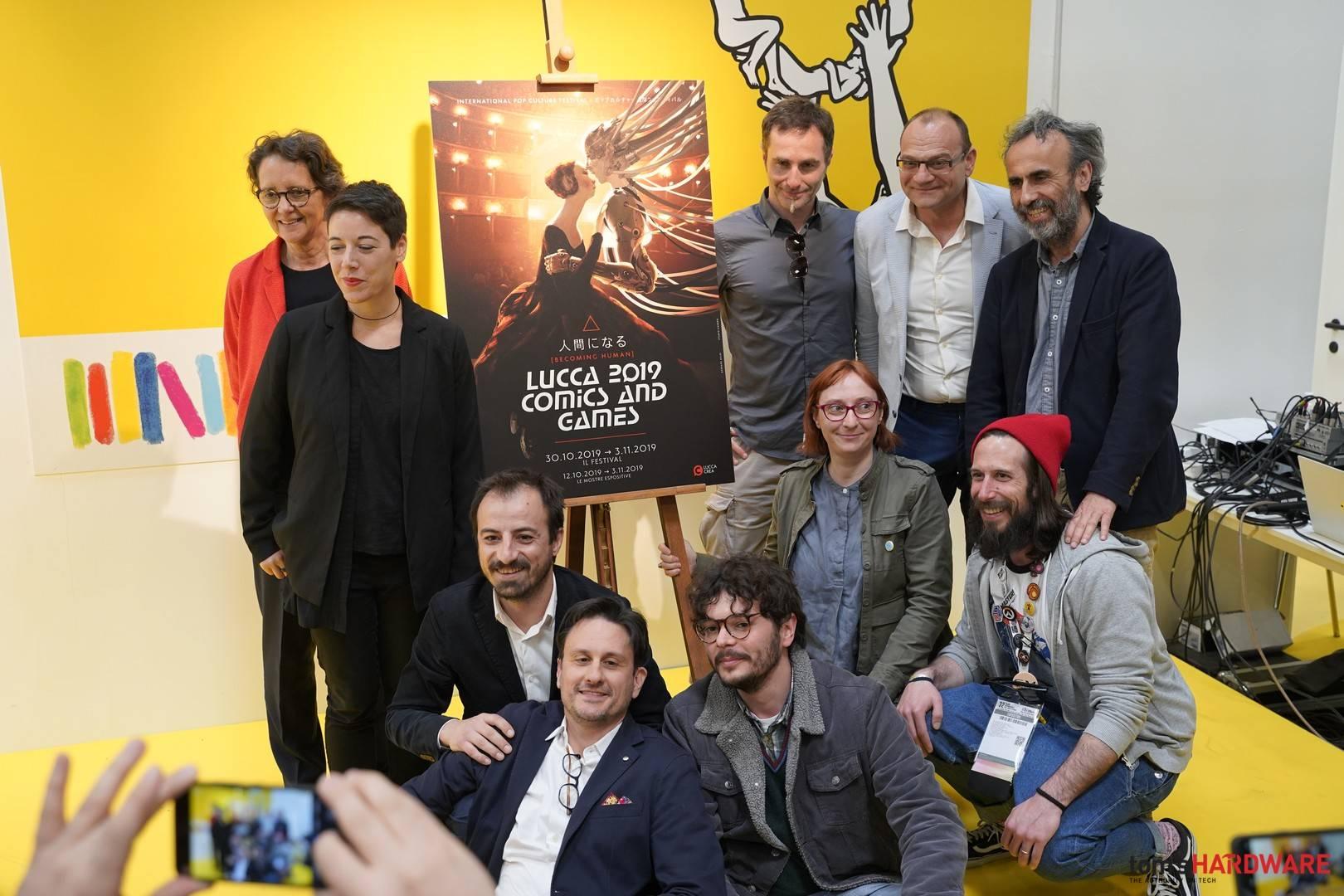 Lucca Comics&Games 2019