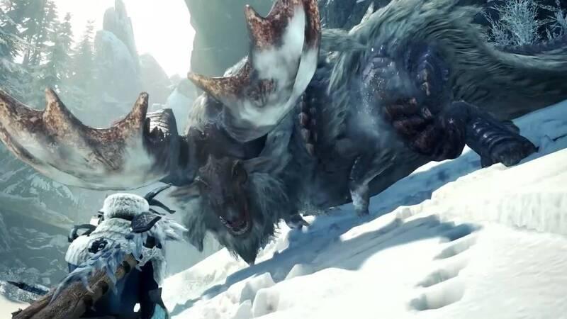 Monster Hunter World Iceborne: trailer, data di uscita e tutte le novità annunciate