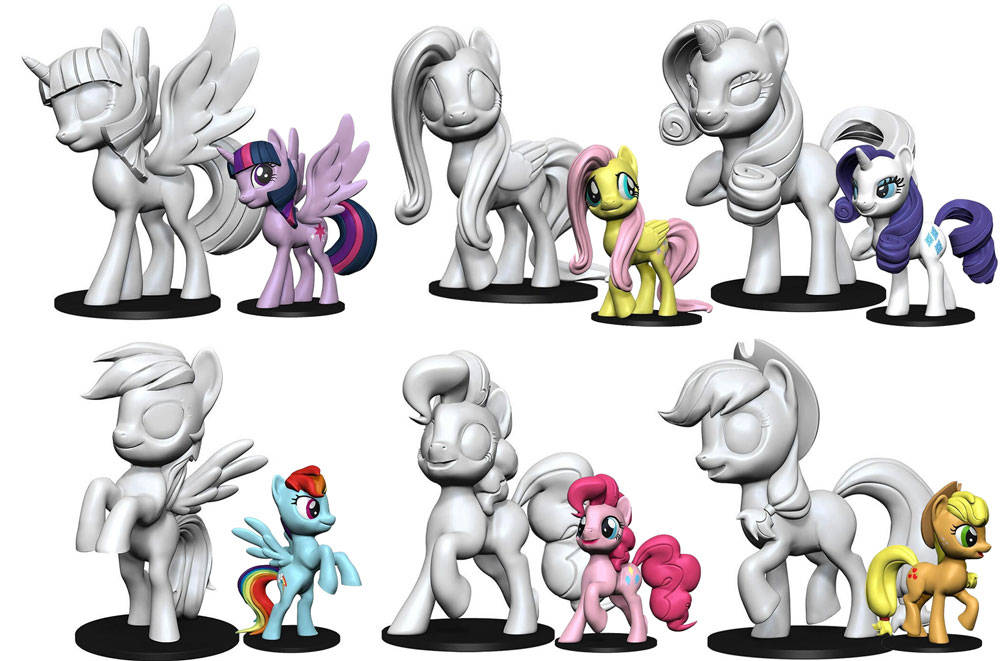 My Little Pony miniature