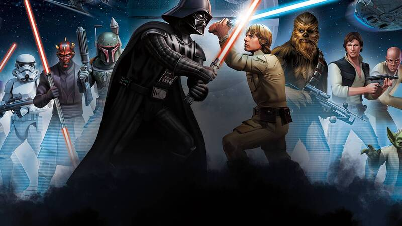 D23 Expo: Star Wars annuncia il suo catalogo su Disney+