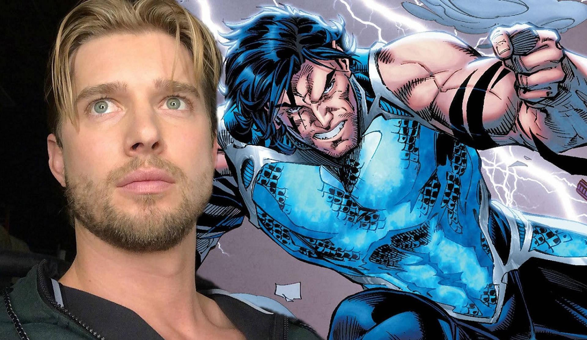 Aqualad DC Titans
