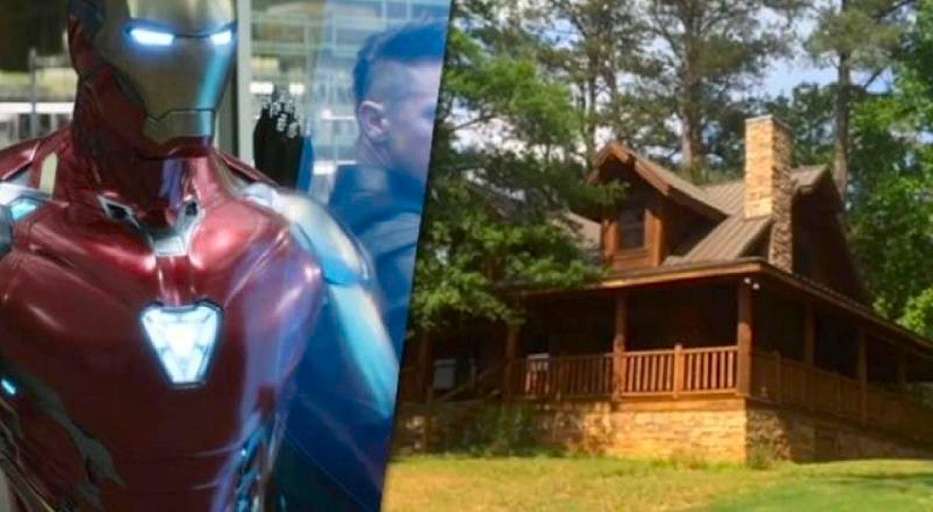 Cottage Baita Avengers Endgame