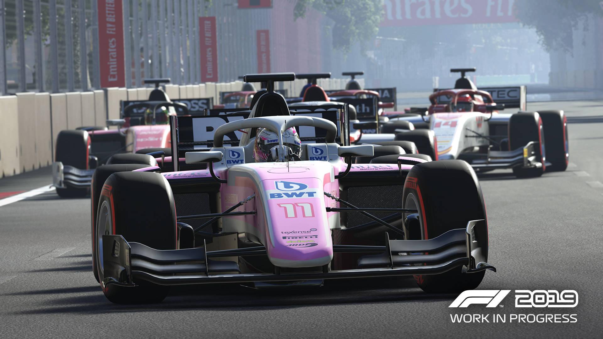 F1 2019 Copertina PC