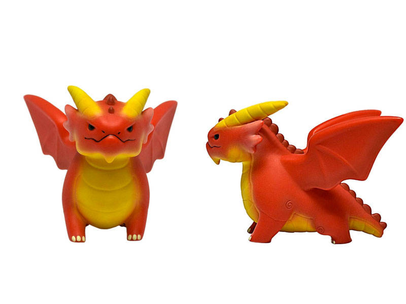 Figurines of Adorable Power
