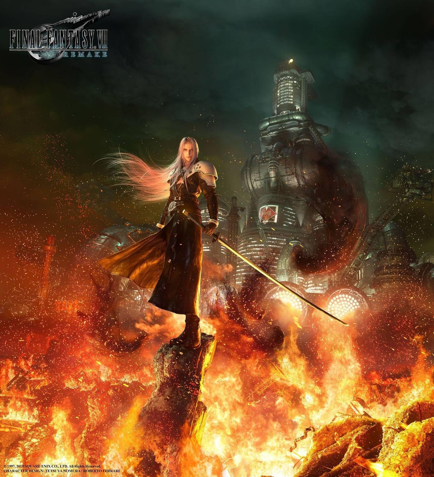 Final Fantasy 7 VII Remake