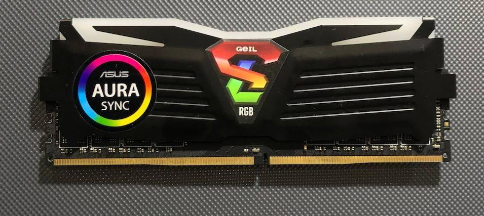 GeIL DDR4-5000