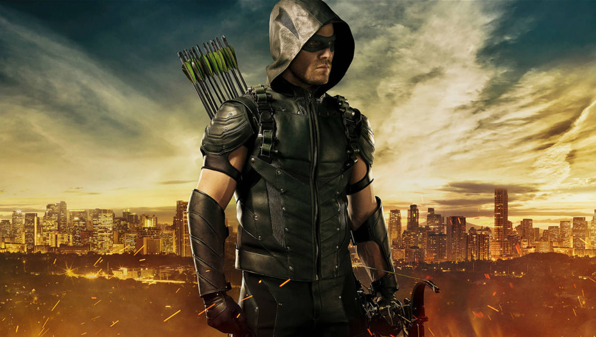 Green Arrow The CW