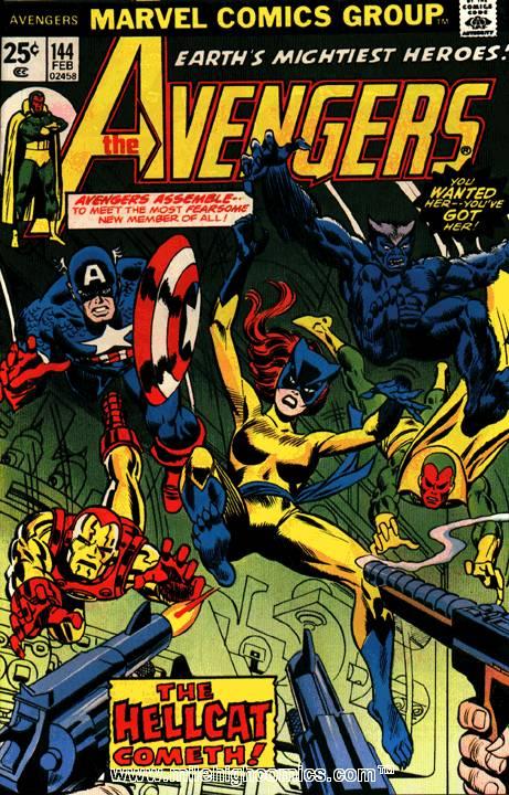 Hellcat avengers