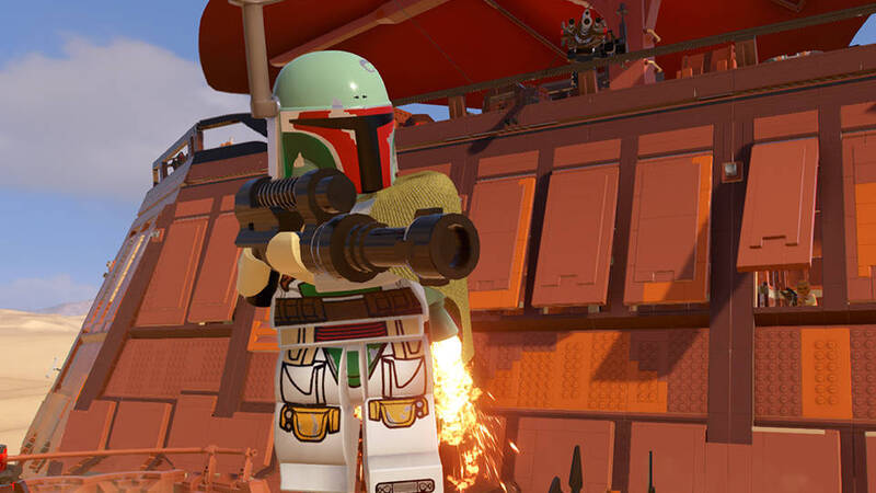 Result images for lego star wars skywalker saga ""