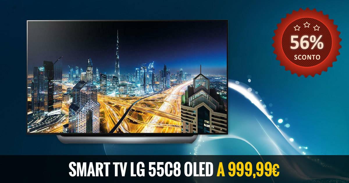 LG 55C8 OLED deal