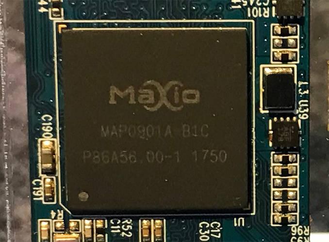 Maxio Controller SSD