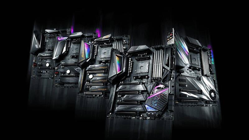 AMD X570 vs X470 vs X370: quali sono le differenze tra i