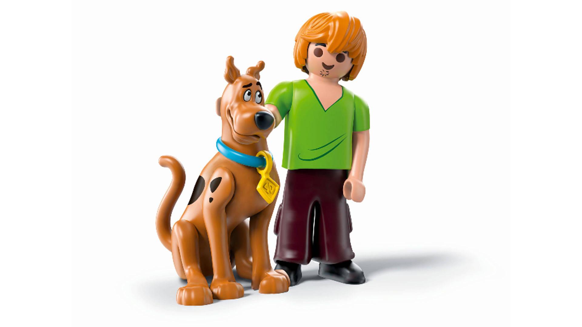Playmobil Scooby-Doo