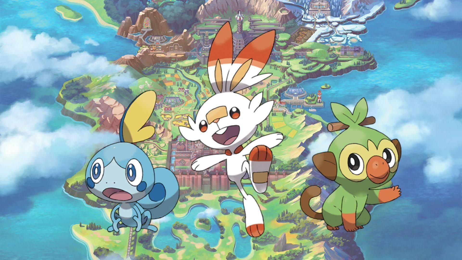 Pokémon Spada e Pokémon Scudo