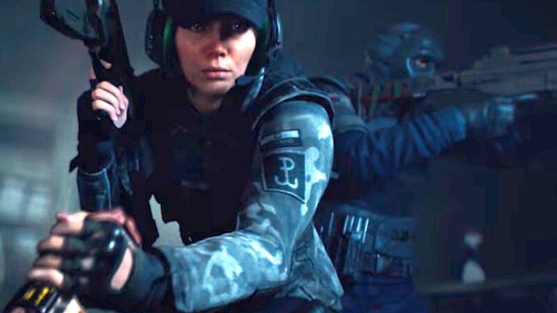 Rainbow Six Parasite: leak reveals 5 minutes of gameplay