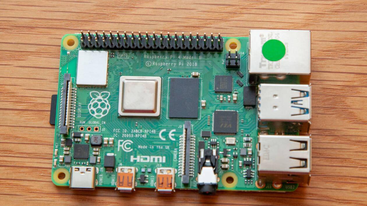 Raspberry Pi 4 scalda meno con il nuovo firmware   Tom's