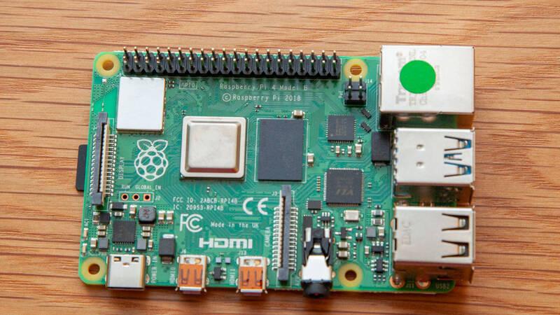 Raspberry Pi 4 scalda meno con il nuovo firmware