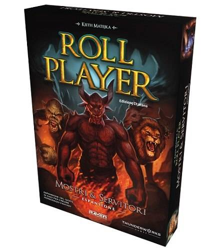 Roll Player: Mostri & Servitori