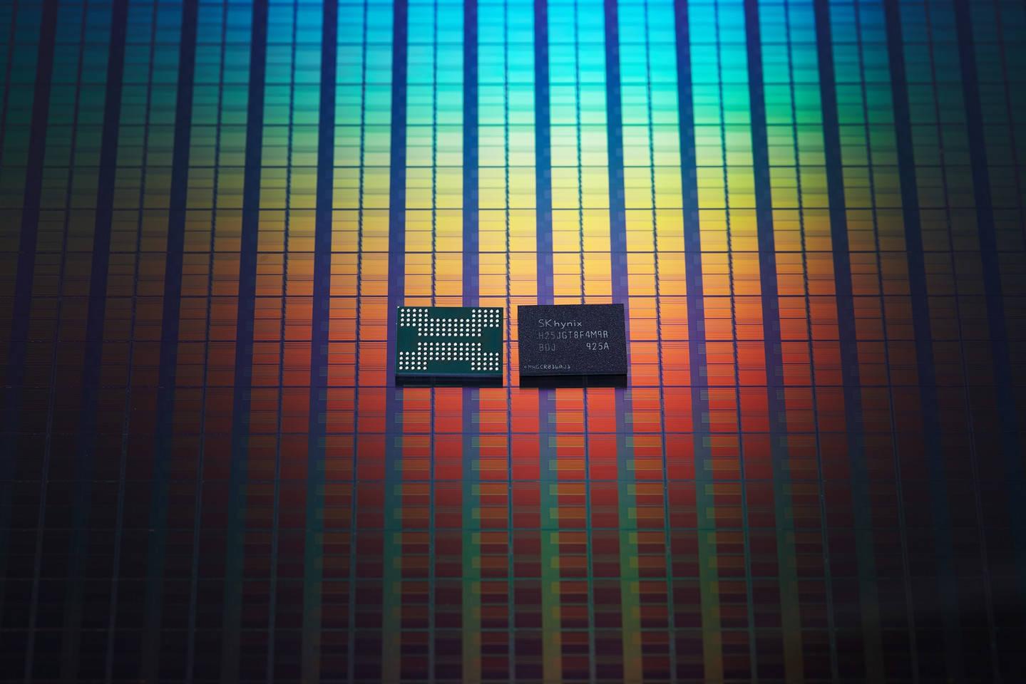 SK Hynix 4D NAND 128 layer
