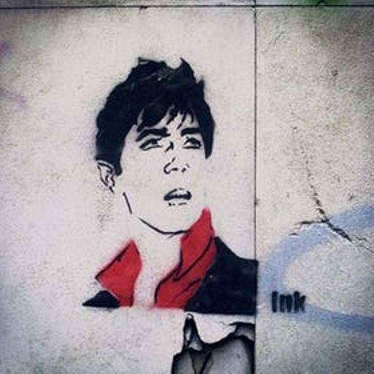 Street Art Dylan Dog
