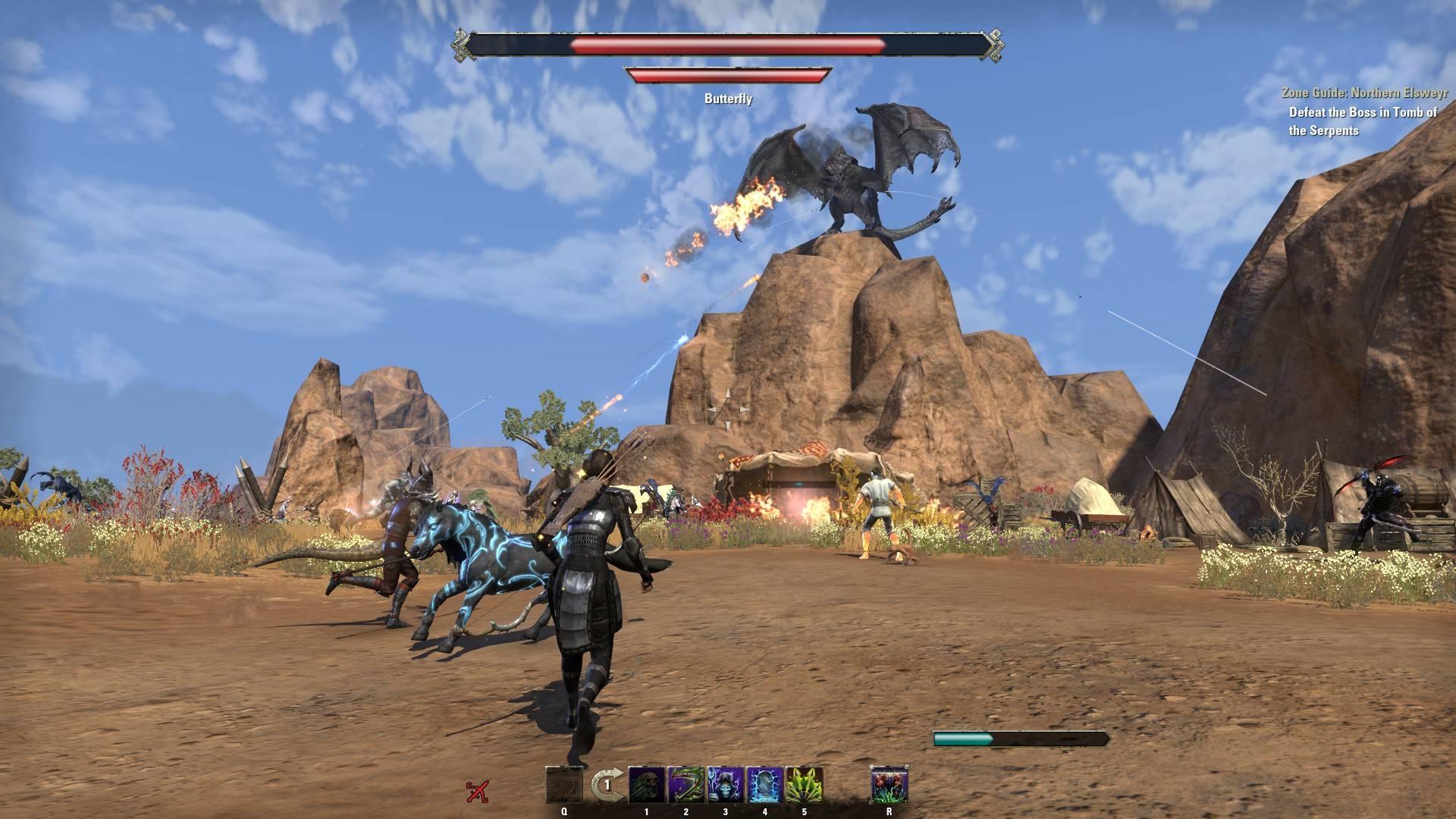 The Elder Scrolls Online: Elsweyr Recensione