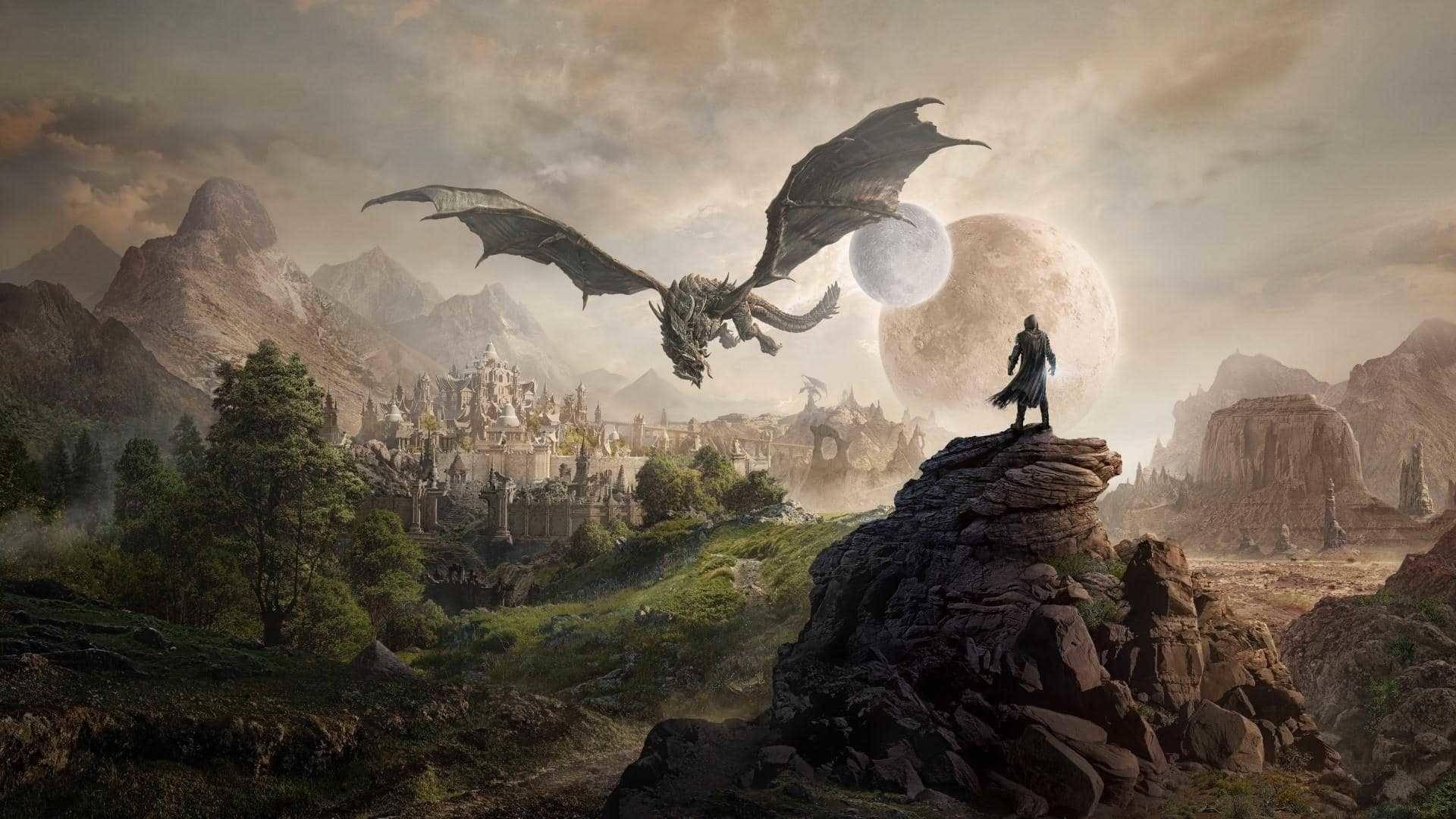 The Elder Scrolls Online: Elsweyr Recensione Copertina