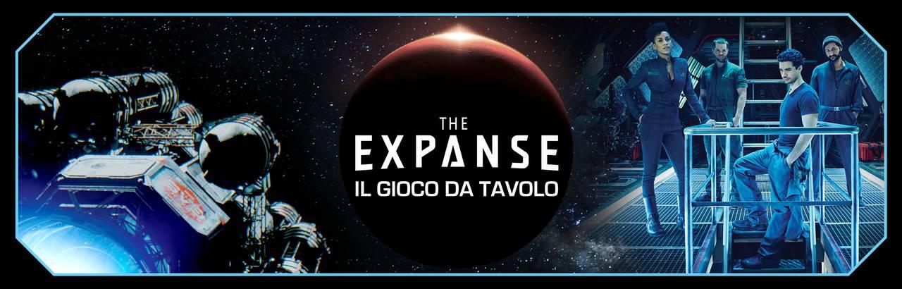 The Expanse – Il Gioco da Tavolo