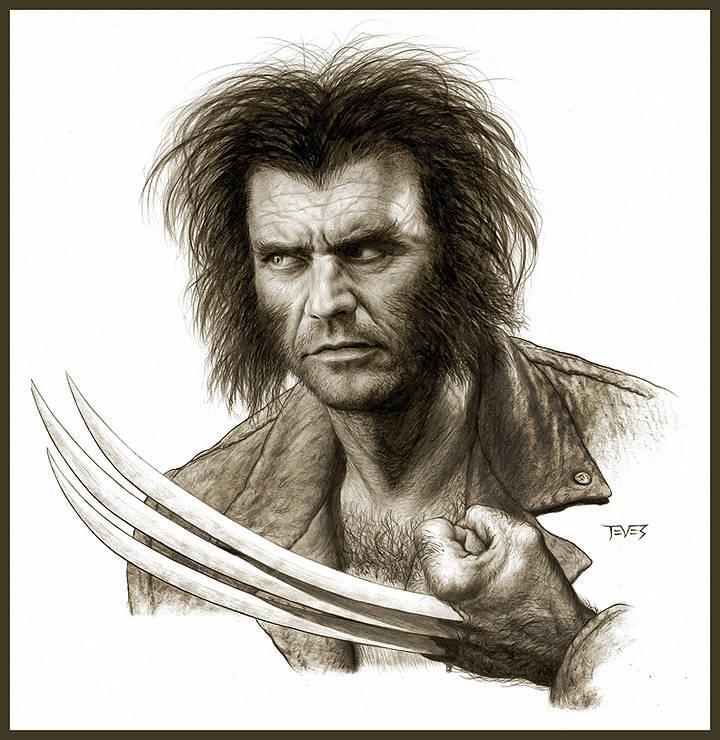 Wolverine gibson