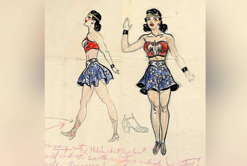 wonder woman origini