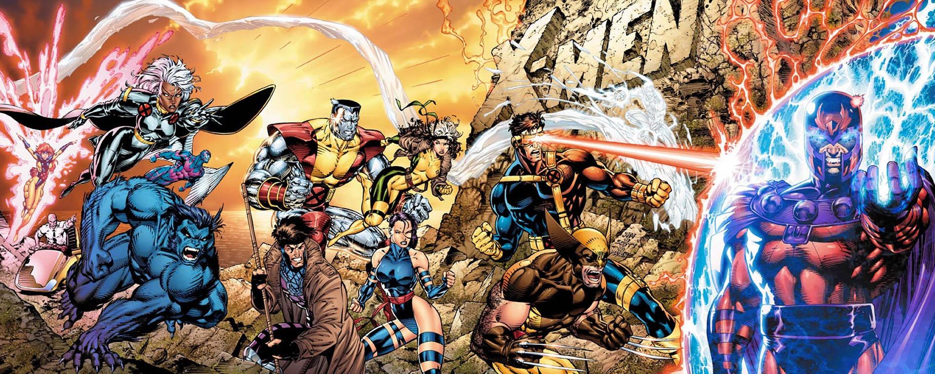 X-Men animato comics