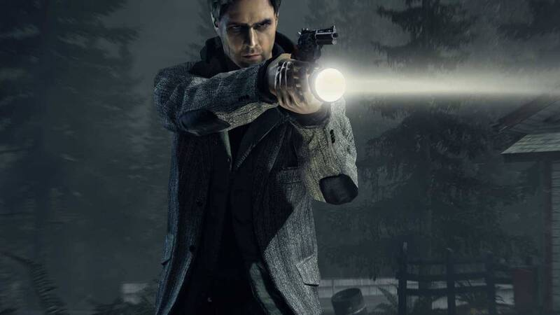 Alan Wake is about to return! Clue appears on the web