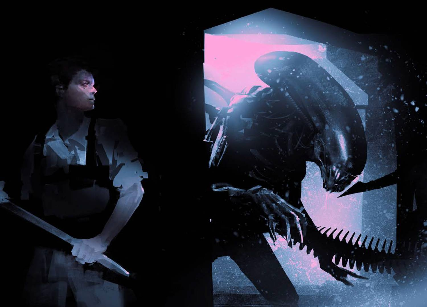 Alien The Roleplaying Game