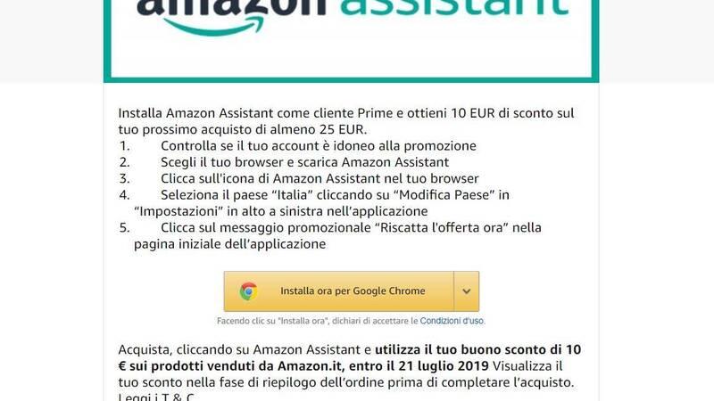 531ce8b8e16bf1 Amazon Assistant è un'estensione per il vostro browser che vi aiuta a  prendere le decisioni migliori per i vostri acquisti su Amazon.