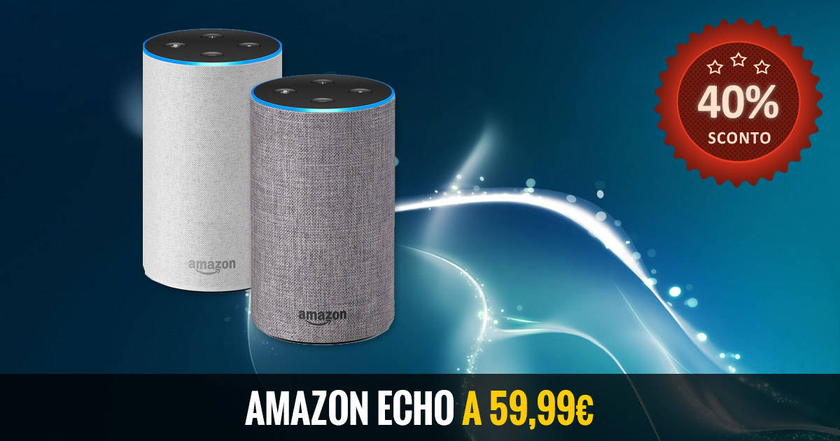 Amazon Echo Deal Prime Day 2019