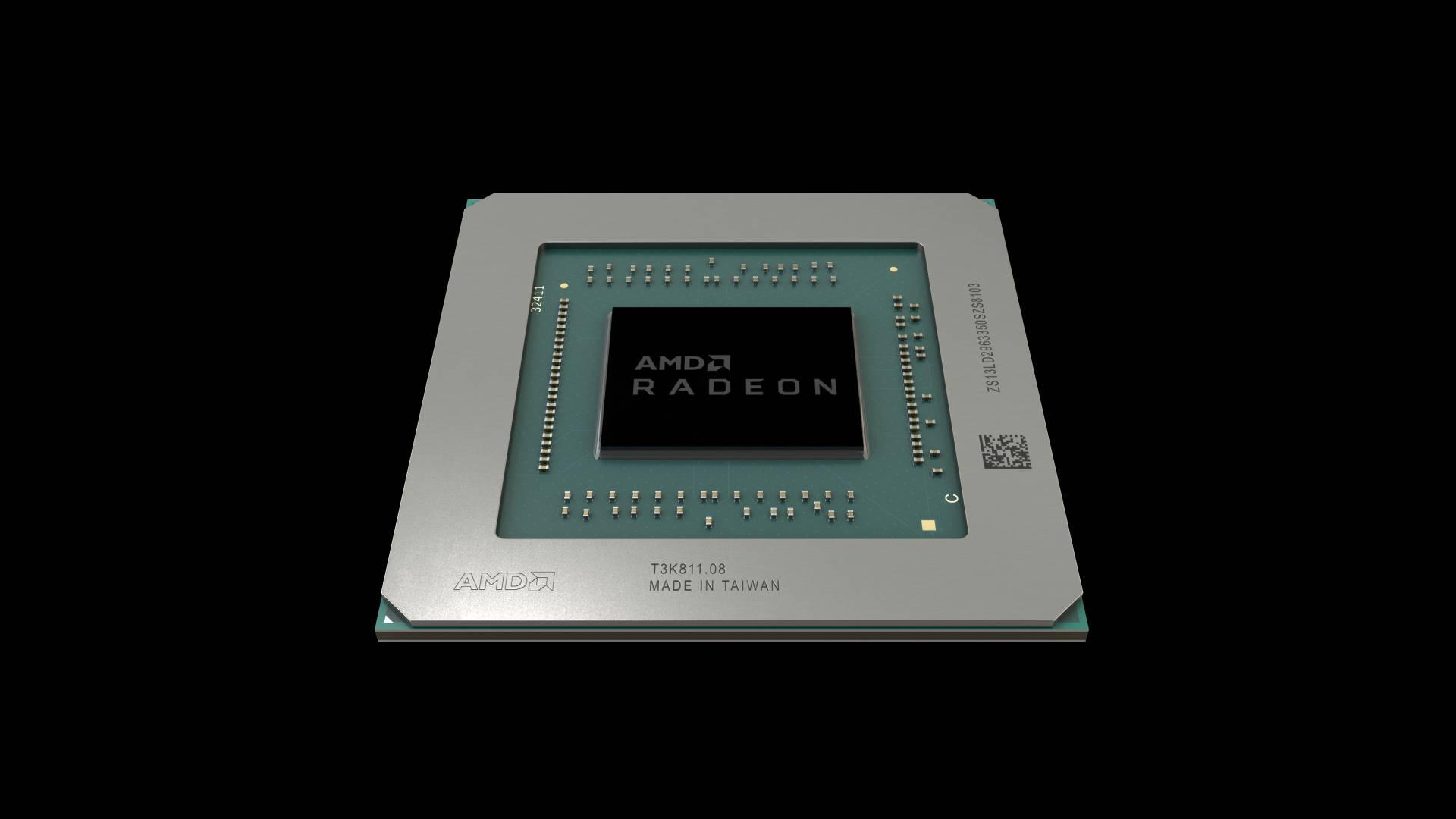 AMD Navi 10 GPU