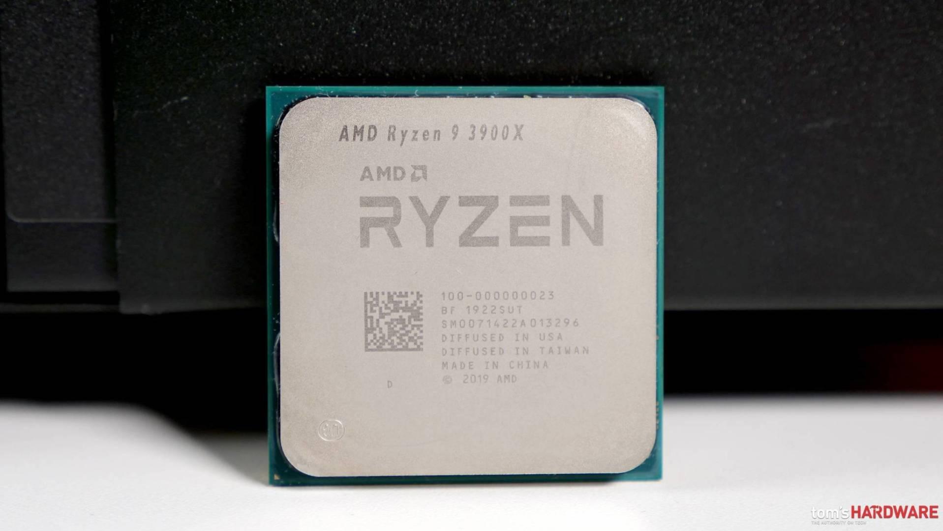 AMD Ryzen 9 3900X e Ryzen 7 3700X
