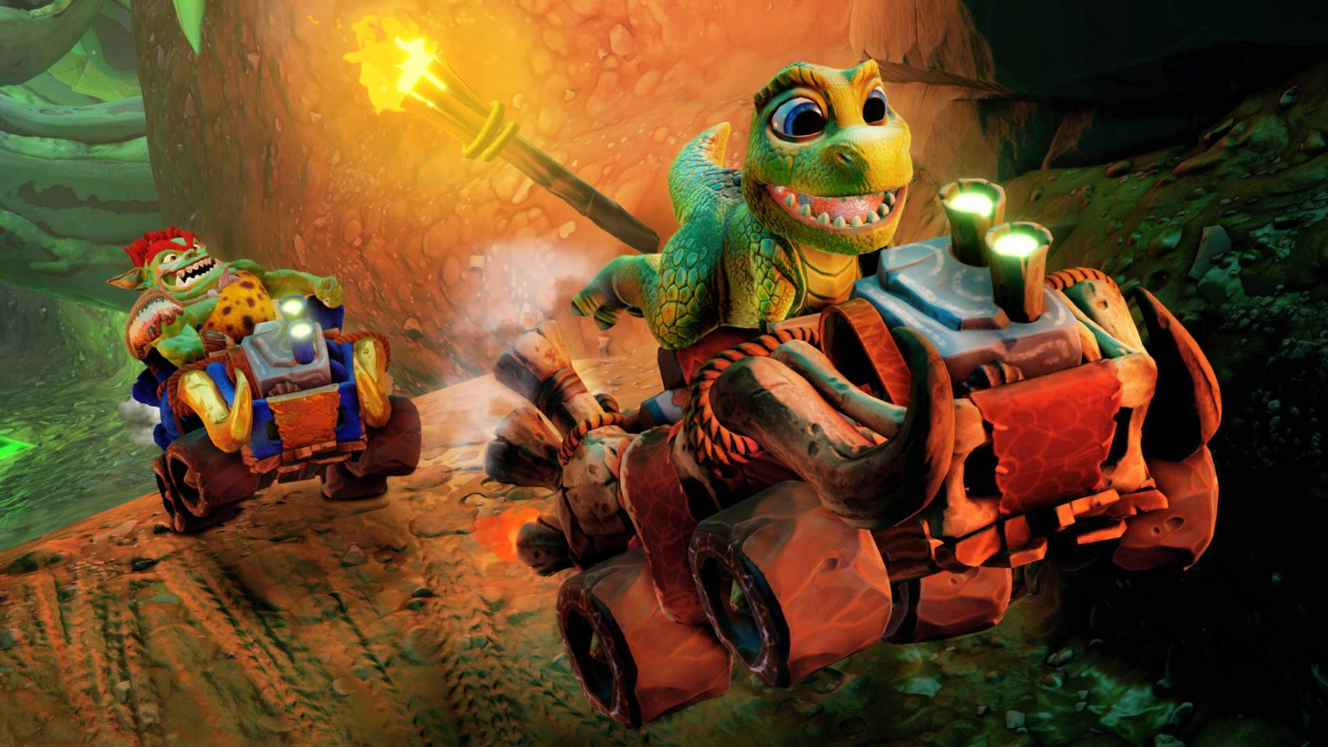 Crash Team Racing Nitro-Fueled Grand Prix 2