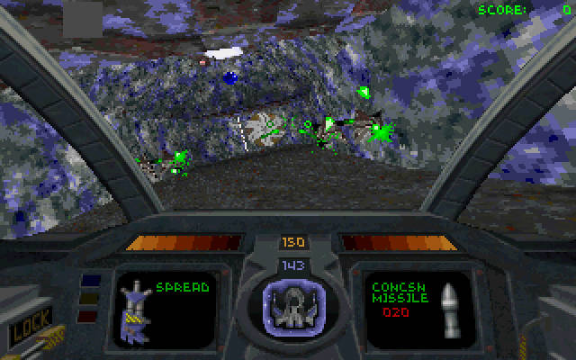 Descent 1995