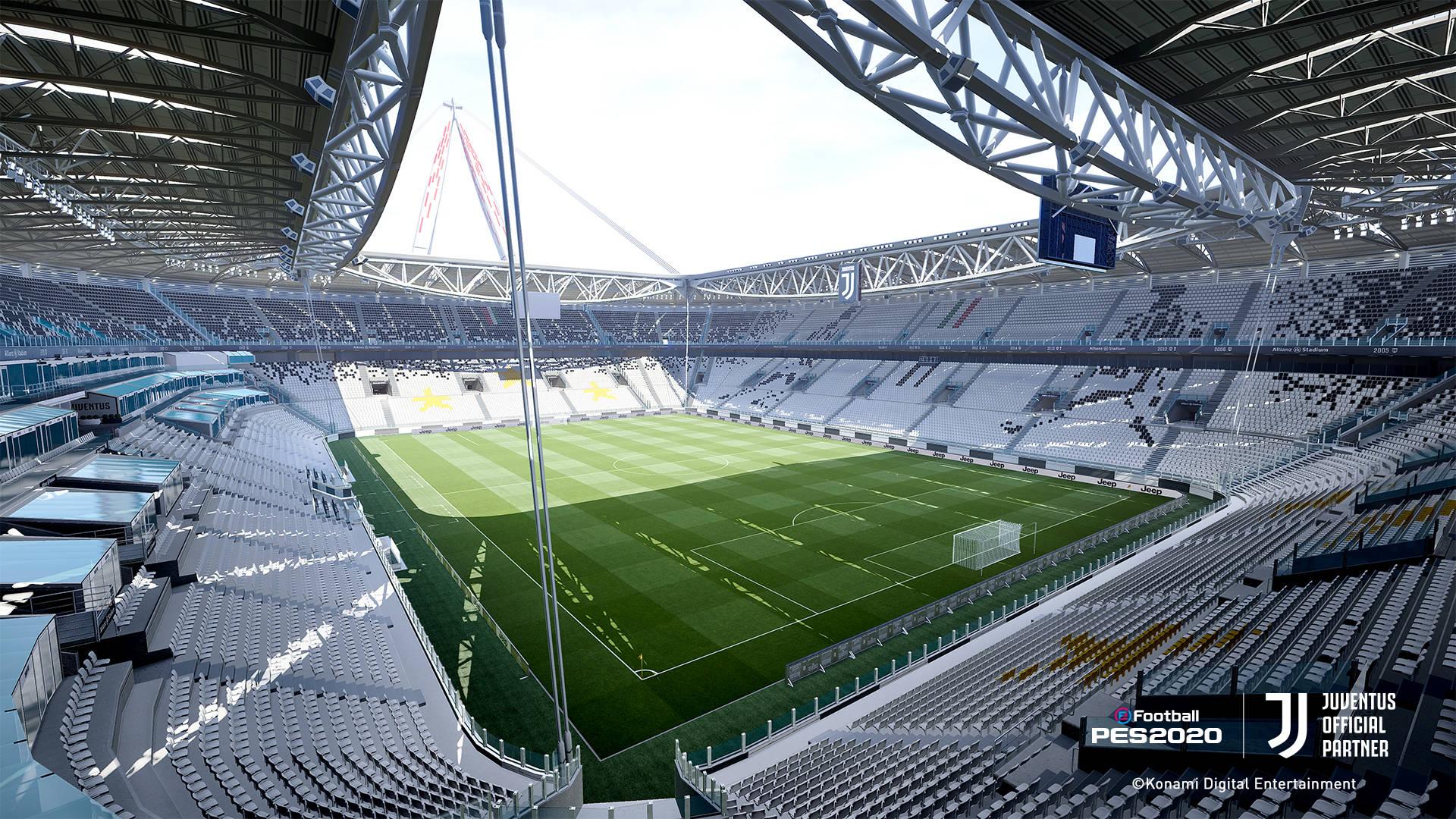 eFootball PES 2020 Juventus