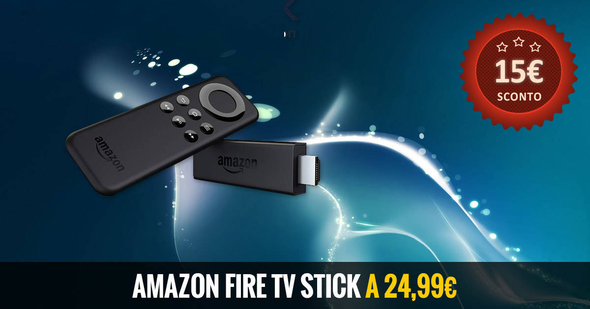 Fire TV Stick Prime Day 2019